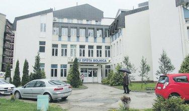 Bijelo Polje bolnica