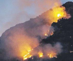 požar Stanišići, požar Budva