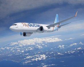 avion kompanije FlyDubai