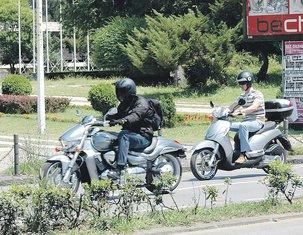 motori, Podgorica