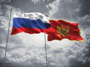 Crna Gora Rusija
