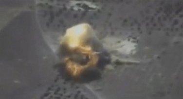 Rusija, bombardovanje