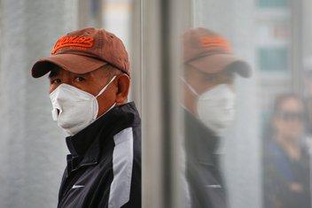 Peking, zagađenje vazduha