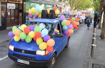 Parada ponosa Podgorica 2017