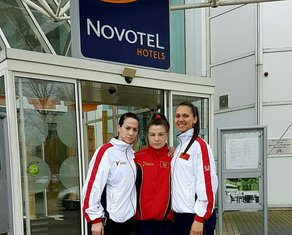 Marina Raković, Jelena Maksimović, Dragana Konjević