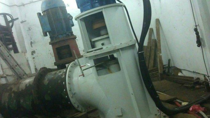 Stara i nova pumpa, solana Ulcinj