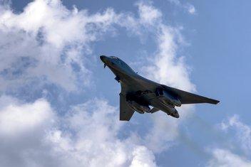 Američki bombarder lanser