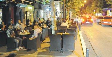 Kafići, Podgorica
