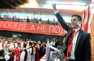 Demokratska Crna Gora Aleksa Bečić