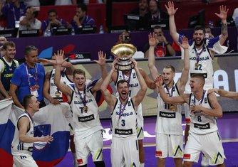 Slovenija košarka