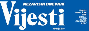Vijesti 7. jun