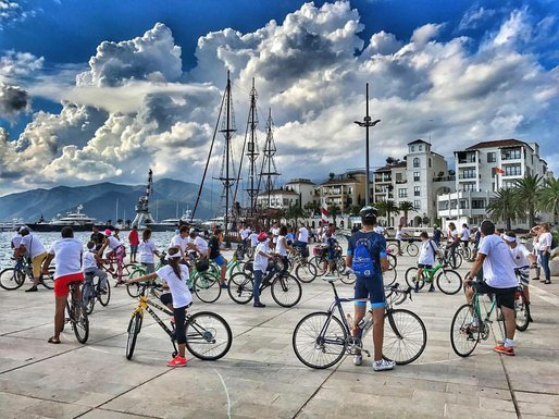 Evropska nedjelja mobilnosti, Tivat