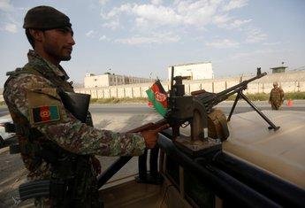 Avganistan, vojnik
