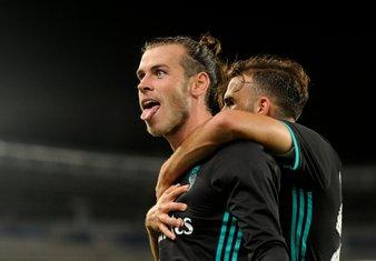 Garet Bejl Real Madrid