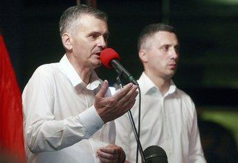 Milan Stamatović, Boško Obradović