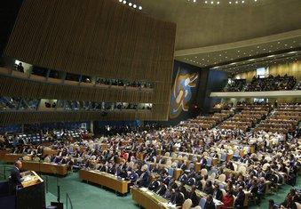Generalna skupština UN