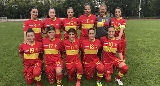 Ženska omladinska fudbalska reprezentacija