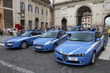Italijanska policija, Policija Italija