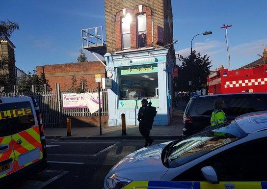 London policija
