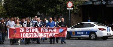 SOVCG protest