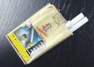 cigarete, Kleopatra