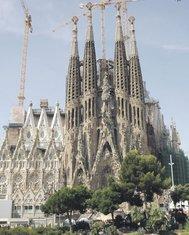 Sagrada Familia, Barselona