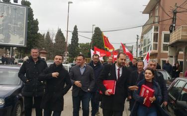 Socijaldemokrate Tuzi