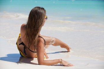 sunčanje, plaža