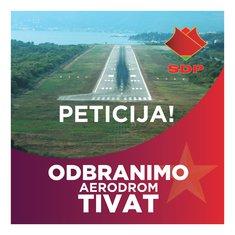 SDP aerodrom Tivat