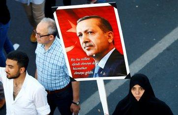 Turska, godišnjica puča