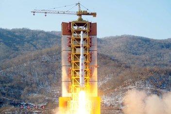 Sjeverna Koreja raketa