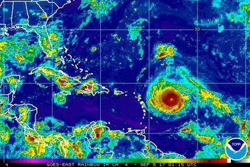 uragan Irma