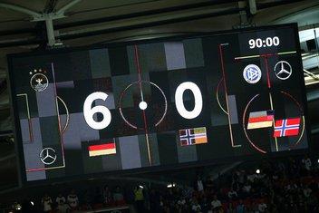 Njemačka - Norveška