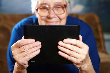 penzioneri, internet