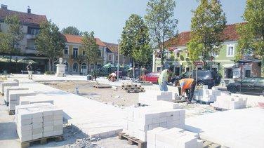 trg Nikšić