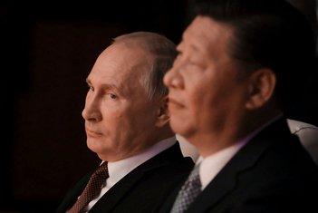 Vladimir Putin, Si Đinping