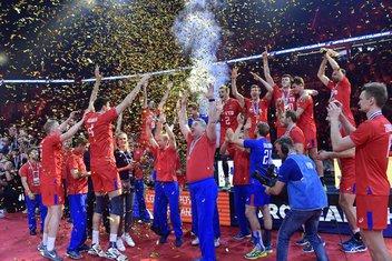 Rusija preko Njemačke do krova Evrope, Srbija uzela bronzu