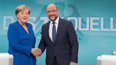 Angela Merkel, Martin Šulc