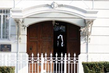 Ruski konzulat, konzulat Rusije, San Francisko