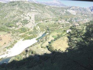 Morača, suša