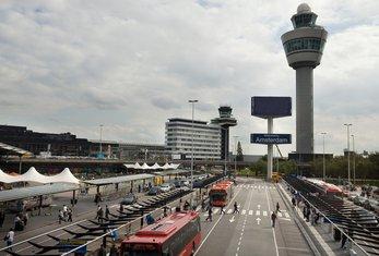 aerodrom, Amsterdam