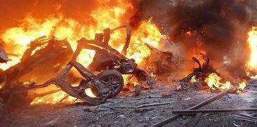 Kamerun, bombaški napad