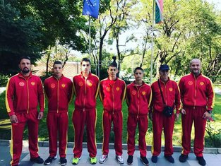 Juniorska bokserska reprezentacija
