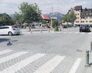 zebre, Kolašin