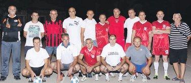ekipa Gorana turnir Mrkojevići