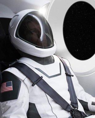SpaceX odijelo