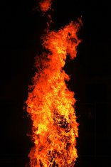 Plamen, vatra