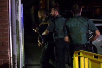 Španija terorista
