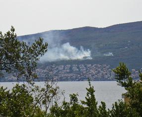 Tivat požar, Krašići