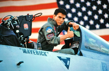 Top Gun, Tom Kruz
